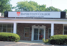 Photo of building where Empire State College has its Nanuet, NY office