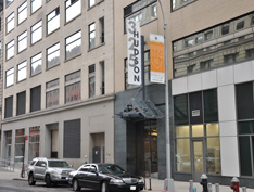 Photo of building on Hudson St. in Manhattan, where Empire State College has offices