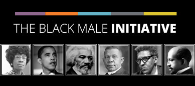 The Black Male Initiative logo
