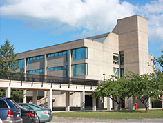 Photo of the building at SUNY Plattsburgh, where Empire State College has its Plattsburgh office.