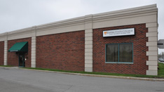 Photo of building in the AppleTree Business Park where Empire State College has its Cheektowaga/Buffalo, NY office