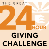 The Great 24-hr Giving Challenge Logo