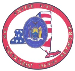 Empire State Law Enforcement Training Network logo