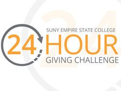 The SUNY Empire State College 2015 24-Hour Giving Challenge