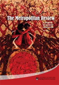 Metropolitan Review Fall 2012 cover
