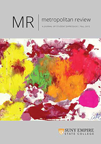 cover image of the metropolitan review 2015